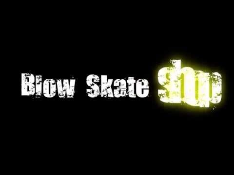 BLOW SKATE SHOP - Atleta: João Victor - Bolívia (BS Crooked)