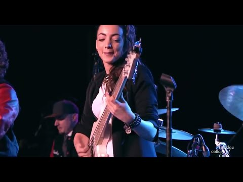 "Stevie Wonder, ""Higher Ground"" (Cover) - Alissia & The Funketeers Ft. Robert Gould"