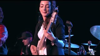 """Stevie Wonder, """"Higher Ground"""" (Cover) - Alissia & The Funketeers Ft. Robert Gould"""