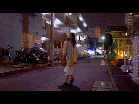 [4K] Streets of Japan at midnight: Is it safe?