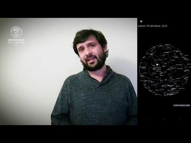 #ConociendoElCielo: Guillermo Damke, astrónomo ULS