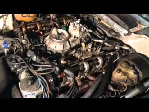 Mercedes Benz 450sl Troubleshooting - YouTube