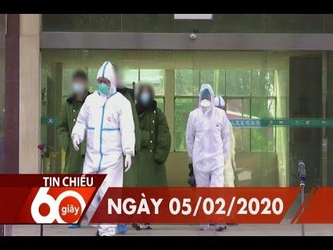 60 Giây Chiều – Ngày 05/02/2020   HTV Tin tức
