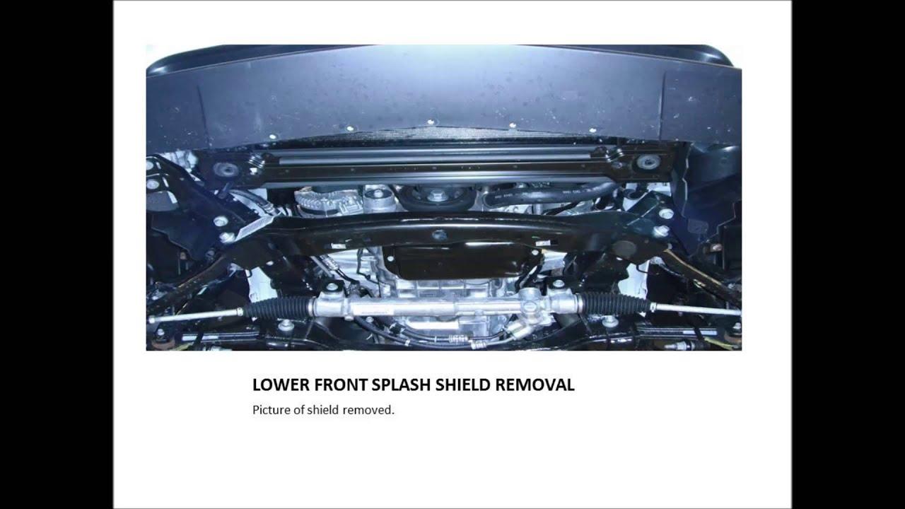 2011 2014 Dodge Challenger Bumper Removal Youtube V6 Engine Diagram