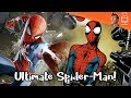 Spider-Man PS4 Take inspiration from Ultimate Spider-Man