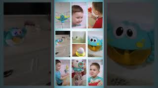 Видеоролики для магазина детских игрушек
