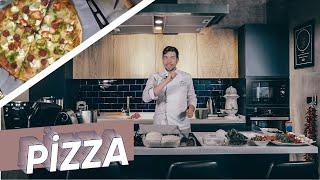 Burak ALKAN ile Gece Yemeleri :Ev Yapımı Pizza (Bölüm 14) | Osilicious
