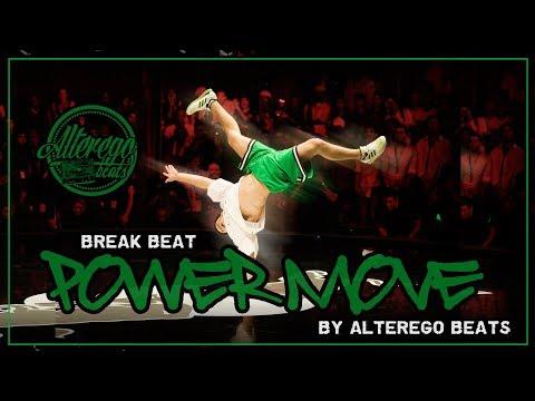 """Power Move"" Break Beat Bombap Hiphop Rap Instrumental Break Dance (Prod. AlteregoBeats)"