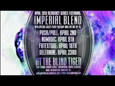 Imperial Blend's Tiger Residency Promo