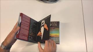 Un-Boxing The Shadows 11CD Amazon Exclusive Edition Unboxing Video