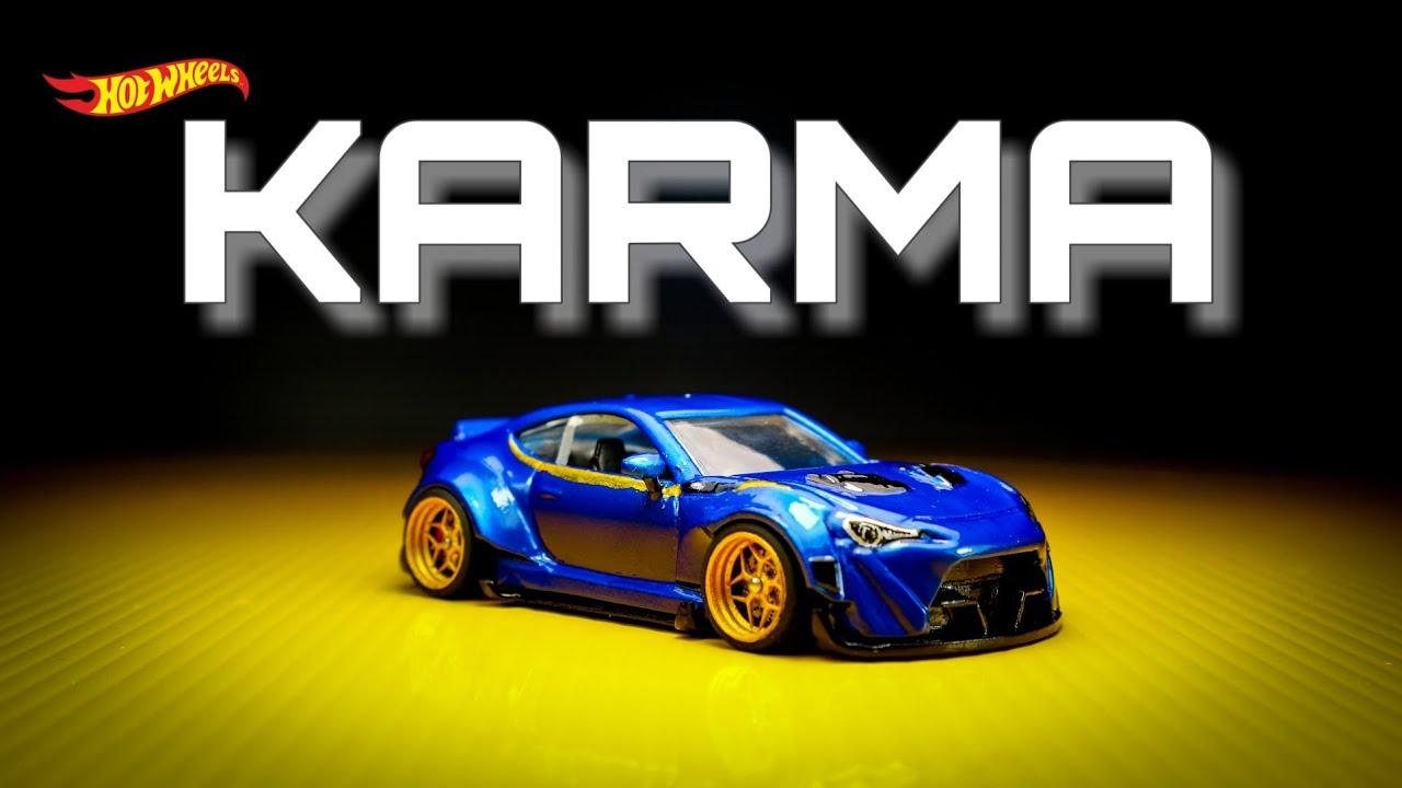 Toyota GT 86 Karma body kit