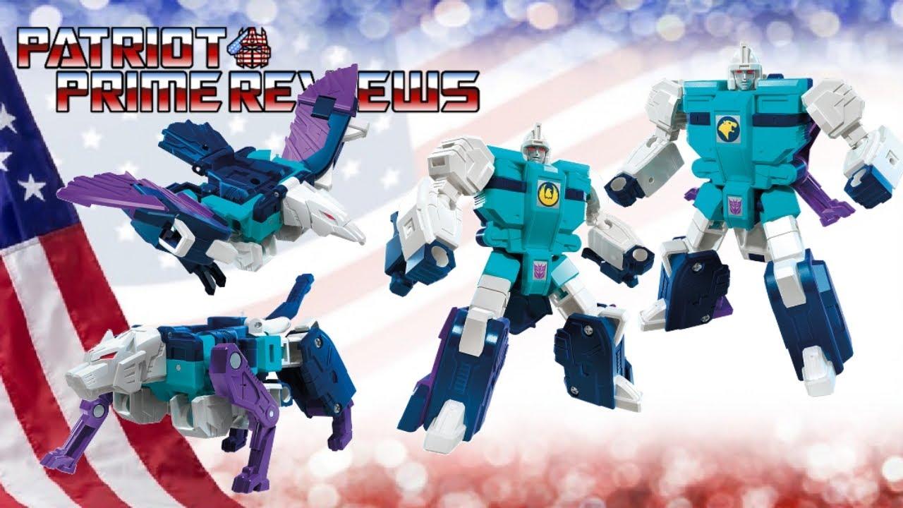 Patriot Prime Reviews Earthrise Pounce & Wingspan