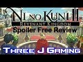 Ni No Kuni 2: Review *Spoiler Free*