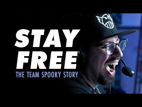 STAY FREE: The Team Spooky Story - FGC Documentary