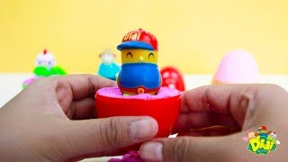 Kinetic Sand Didi & Friends untuk Anak-Anak   Lagu Anak-Anak Indonesia   Didi & Friends Indonesia