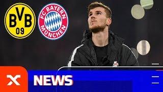 Transfer-News: Timo Werner zu Borussia Dortmund statt zum FC Bayern München?
