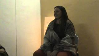 Círculos Luna Nueva Barcelona con Maria Victoria Simona de Entrespecies
