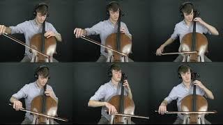 Rachmaninoff - Prelude in G minor, Op. 23 No. 5 - Arranged for 6 Cellos