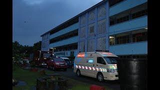 Hanya 15 individu dirawat di HSI akibat pencemaran