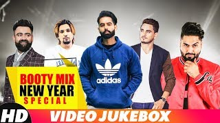 Booty Mix New Year Special | A-kay | Amrit Maan | Kulwinder Billa | Parmish |Navv | New Party Songs