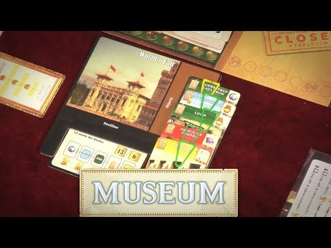 Museum - Expansion - The World's Fair