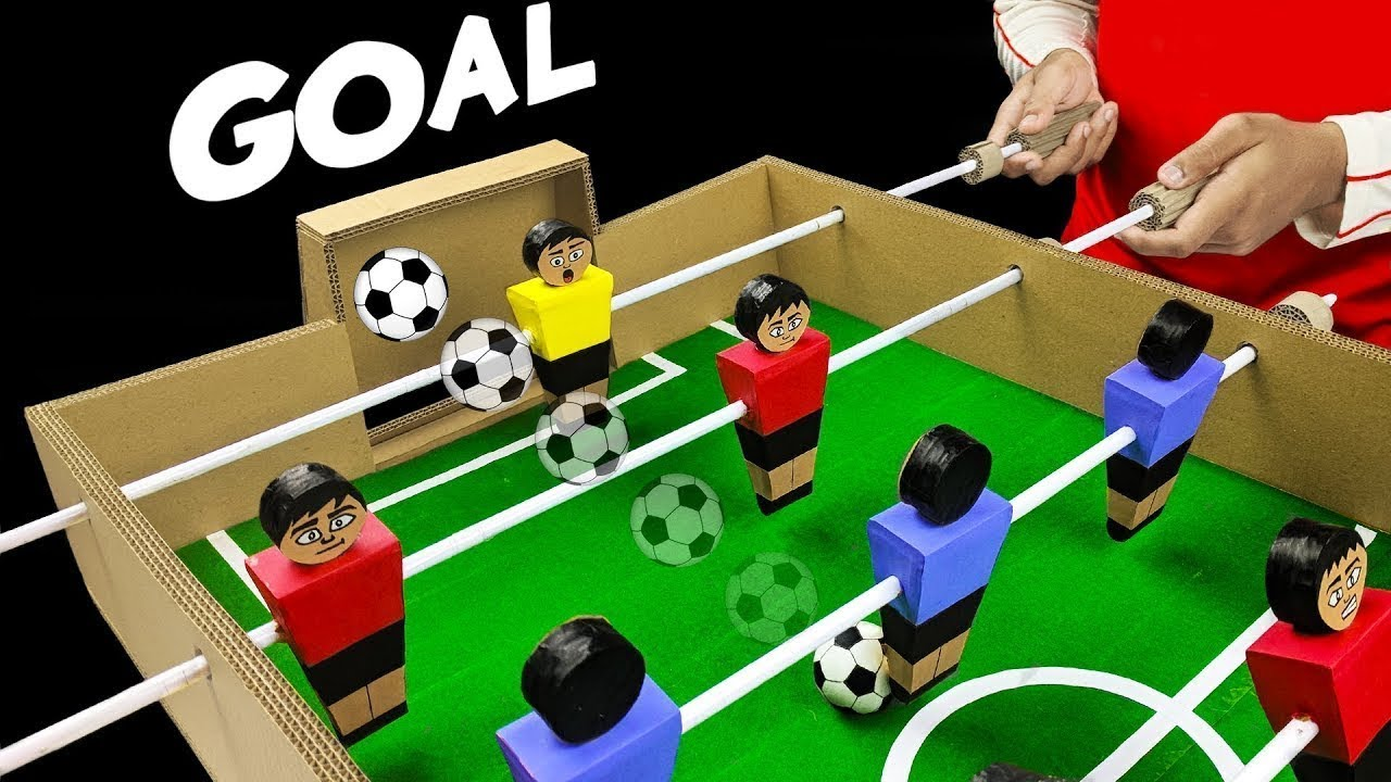 صنع كرة القدم