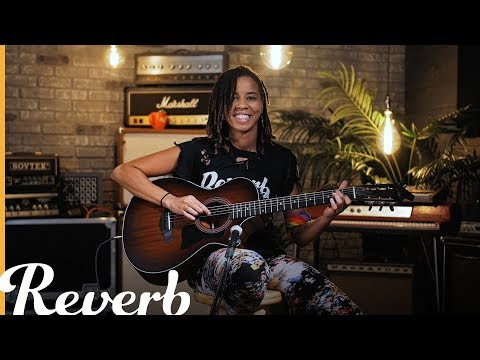Ashlee Juno on Adding Swag to Your Guitar Playing | Reverb