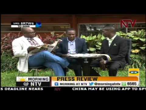 Morning At NTV: 3, October 2014