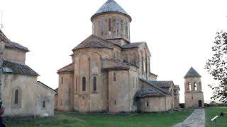 видео Боржоми: достопримечательности, памятники, парки и монастыри