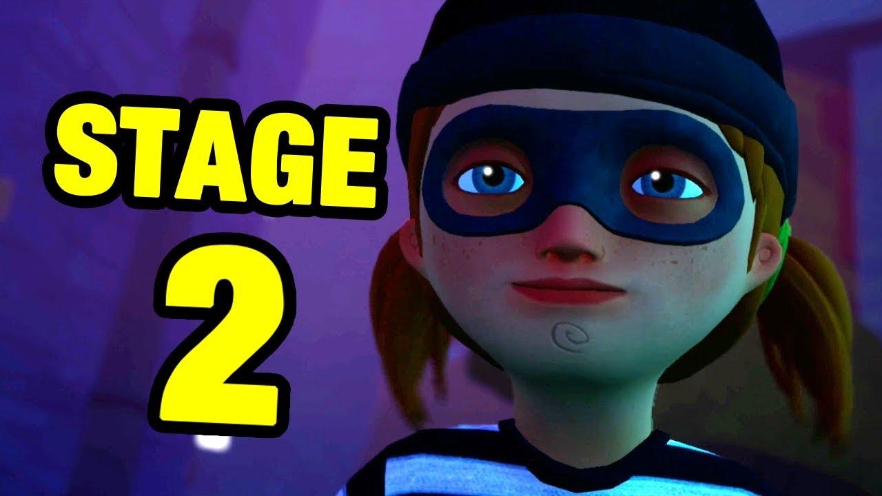 HELLO NEIGHBOR HIDE & SEEK STAGE 2 – GamePlay Video Share – Best