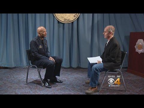 Denver Police Chief Robert White Announces Retirement