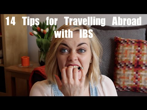 14 Tips for Travelling Abroad with IBS | Jo's Clothes