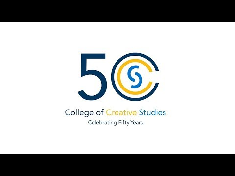 UC Santa Barbara's College of Creative Studies 50th Annivers