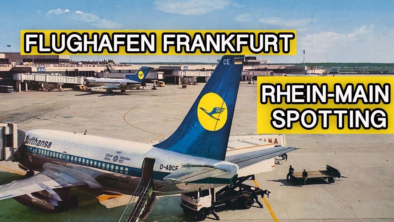 Frankfurt Flughafen Departure