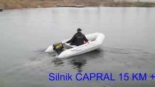 silnik capral 15 km ponton pro marine forsage 320