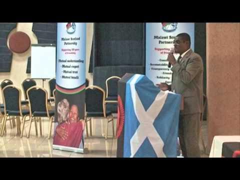 Malawi Scotland Partnership AGM 2014