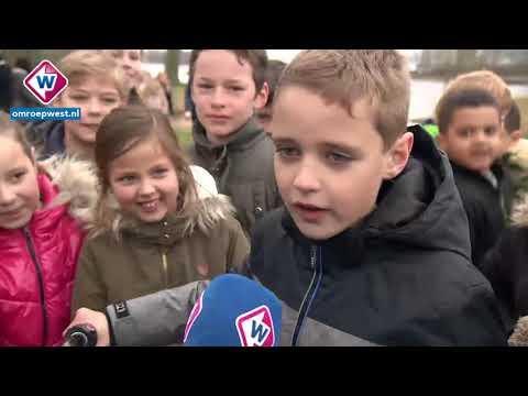 Zangfietspad geopend in Zoetermeer
