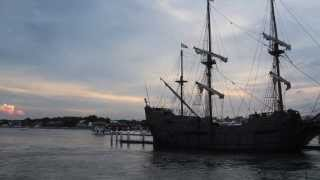 Expedition Florida 500 in St. Augustine