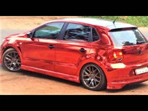 Volkswagen Polo Modified Cars Youtube