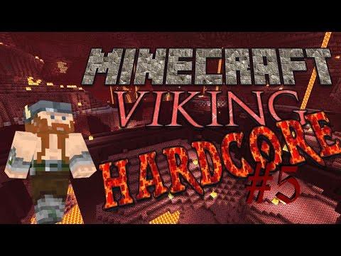 Minecraft Viking Hardcore - KAN TRAZ DÖ? - S2 - 5 Svenska clickbait filth