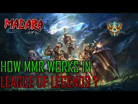 how does matchmaking work in league of legends