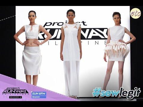 Project Runway Philippines season 4 Ep3