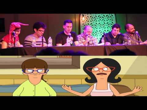 Bob's Burgers Season 4 Episode 5 with Live Voice Acting