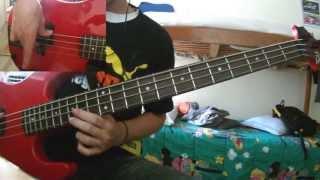 Ytse Jam - Dream Theater [Bass Cover]