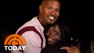 Jamie Foxx 'Learned How To Live' From Younger Sister With Down Syndrome | TODAY