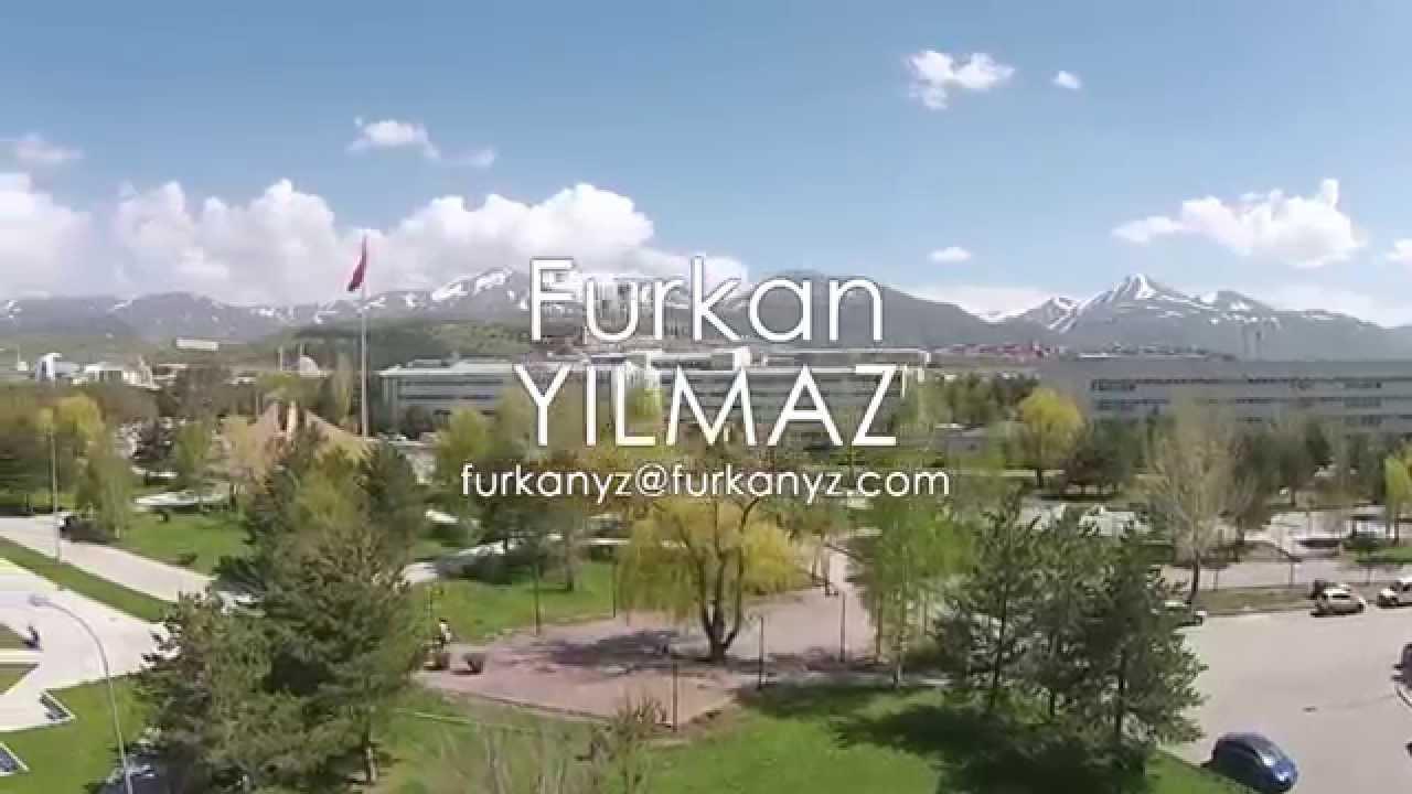 Bize Her Yer Erzurum Hava Çekimi