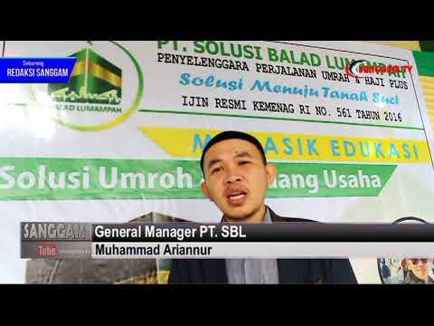 PT  SBL Istiqomah Layani Pelanggan Umroh dan Haji