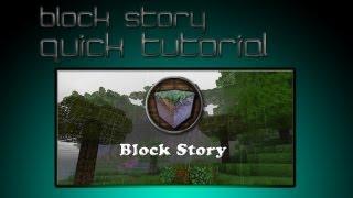 block story quick tutorial guns bullets fire