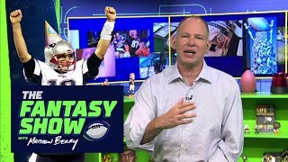 NFL Preseason And Drafting Quarterbacks | The Fantasy Show With Matthew Berry | ESPN Free HD Video