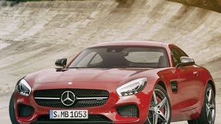 Supercar Mercedes-AMG GT
